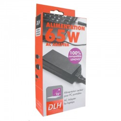 DLH ALIMENTATION 65 W AC ADAPTER COMPATIBLE LENOVO